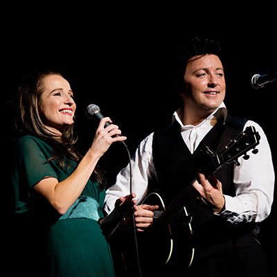 Our Johnny & June (Clive & Jill)