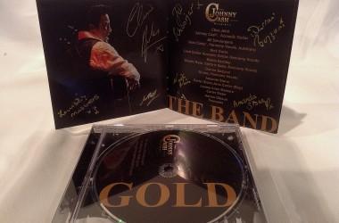 Exclusive Signed JCR Gold Album
